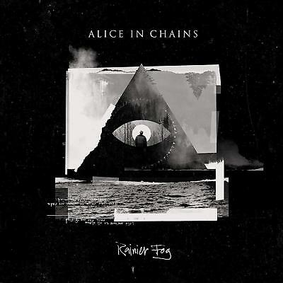 Alice In Chains Rainier Fog CD BMG RIGHTS MANAGE 2018 NEW FREE SHIPPING preorder