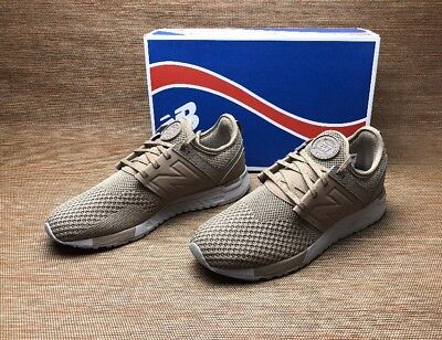 NEW BALANCE 247 MRL247KT Luxe Knit Taupe LifeStyle Brand New Complete