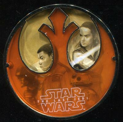 Star Wars The Last Jedi Force for Change Unicef Disney Pin 122104