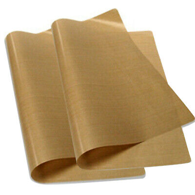 "Reusable Teflon Cover Sheet T Shirt Heat Press Iron-On Sublimation PTFE 19""X24"""