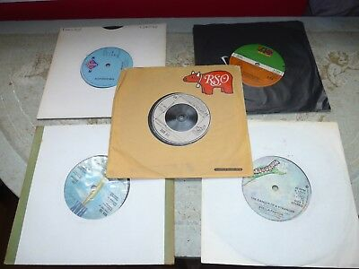 "JOB LOT 20 x 7"" 45rpm VINYL SINGLES 1970's (LOT 1) Records, Jukebox, retro"