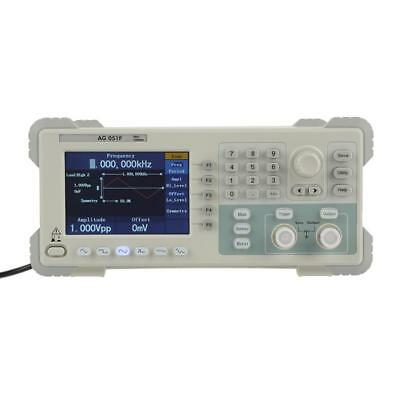 """OWON AG051F Arbitrary Waveform Function Signal Generator 4"""" LCD Single Channel"""