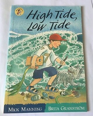 High Tide, Low Tide by Brita Granstrom, Mick Manning (Paperback, 2003)