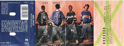 Kriss Kross Totally Krossed out MC Sony # 4714344 1992