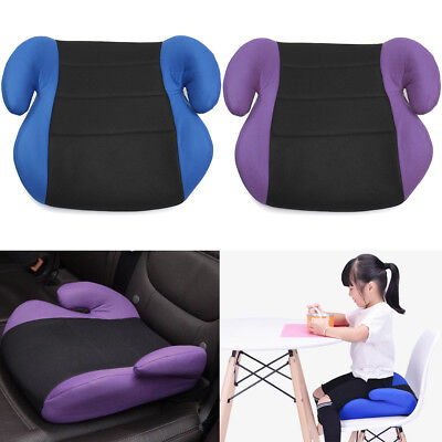 Safety Car Booster Seat Chair Cushion Seat Pad Chair For Toddler Child Sturdy