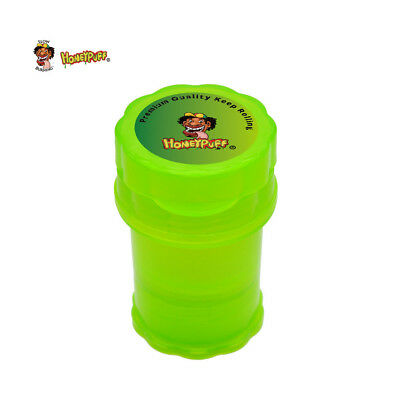 4 Layers Plastic Tobacco Herb Grinder 58MM Smoke Spice Crusher Hand Mill Muller