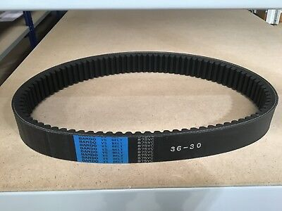 Milling Part - BANDO 875VC3630 (2230V345) VS Speed Belt for Prototrak, ATrump