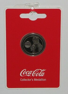 Coca-Cola Polar Bear Collector's Medallion