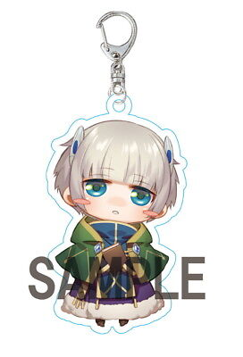 Re:Creators Meteora Character SD Acrylic Key Chain Mascot Collection Anime Art