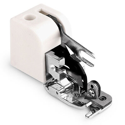 AU 1/2X Side Cutter Overlock Presser Foot Feet For All Low-Shank Sewing Machine