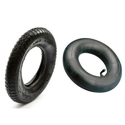 Tyre Innertube 3.50-8 Sack Truck 350-8 350/8 4.00-8 400-8 Trailer Cart Trolley