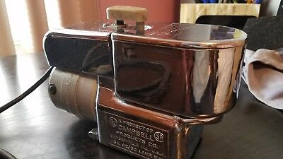 Vintage Campbell Lather Machine Vintage Campbell Chrome