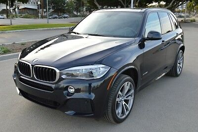 2016 BMW X5 M Package 2016 BMW X5! M Package! LED! X-Drive! Navi! Leather! Premium Pck! Heads UP!