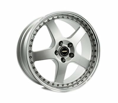 HOLDEN CRUZE 5/115 WHEELS PACKAGE: 19x7.0 19x8.5 Simmons FR-1 Silver and Winrun