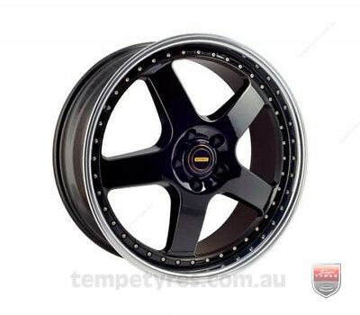 NISSAN 200SX WHEELS PACKAGE: 20x8.5 20x9.5 Simmons FR-1 Gloss Black and Comforse