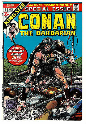 CONAN THE BARBARIAN #1 KING-SIZE SPECIAL ISSUE High Grade (8.5) VF+