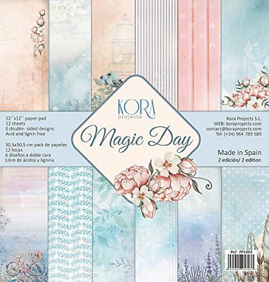 Magic Day - Scrapbooking paper pad 12 of 12x12