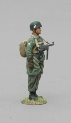 Thomas Gunn Ww2 German Fallschirmjager Fj037A Fj Paratrooper At Attention Mib