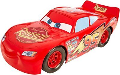Disney Cars FBN52 20-Inch Cars 3 Lightning McQueen Vehicle - Red