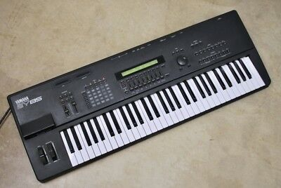 Yamaha SY85 Classic Synthesiser Keyboard Great Condition