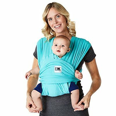 Baby KTan Baby Carrier X-Large, Teal Breeze