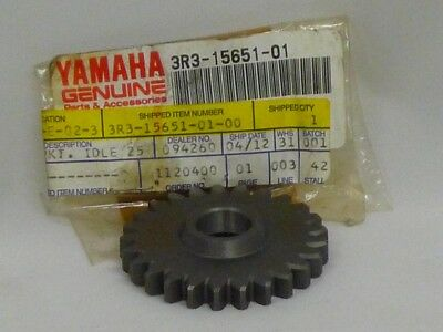 Yamaha gear, kick idle fits YZ125 1980