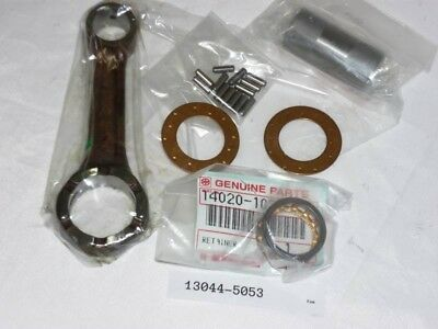 Kawasaki Set, connecting rod fits KX80 1986