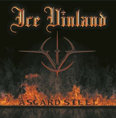 Ice Vinland - Asgard Steel CD New 2018