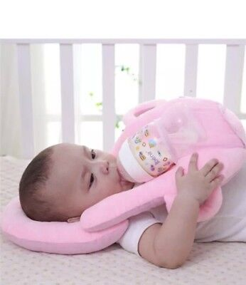 Self Feeding Baby Bottle Support Maternity Cushion Pillow Breastfeeding Girl 💝