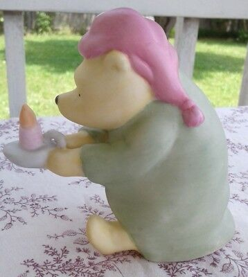 Disney Winnie the Pooh Night Light Plug in Cover Porcelain