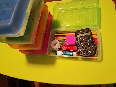 Back to School supplies - Assorted Boys and Girls w/ motivational quote