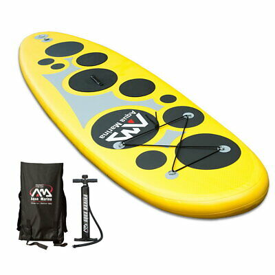 Aqua Marina 1 Person Inflatable Stand-up Paddle Board