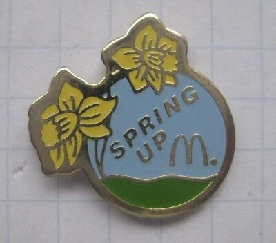 M / SPRING UP ............. McDONALD`S - Pin (116f)