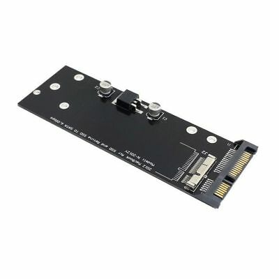 Cablecc 17+7pin SSD HDD to SATA 22Pin Hard Disk Drive for 2012 Macbook Air Pro
