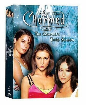 Charmed : The Complete Third Season DVD