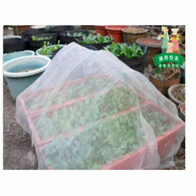 Insect Netting Garden Veg Mesh Orchard Net Crop Veg Plant Protect Cover 2 Sizes