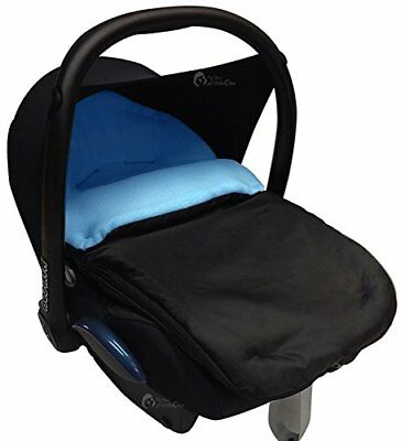Car Seat FootmuffCosy Toes Compatible with Graco Turquoise