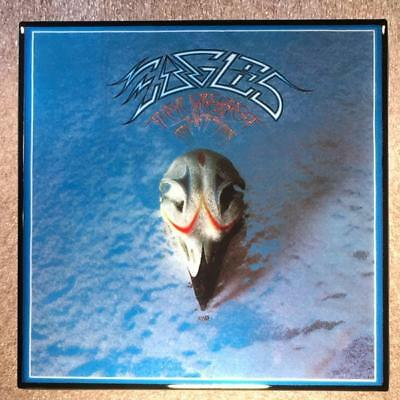 EAGLES Their Greatest Hits (1971-1975) Coaster Ceramic Tile Record Cover