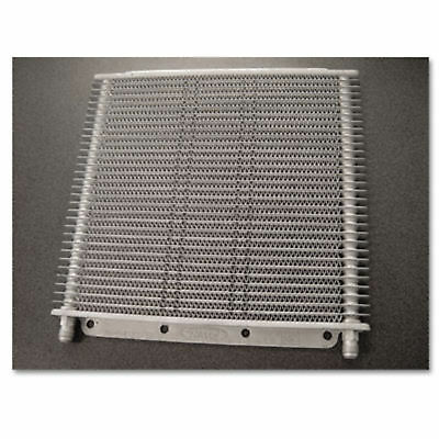 PWR PWO1223 Trans Oil Cooler - 280 x 255 x 19mm (-6 AN fittings) Oil Cooler