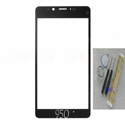 Outer Front Screen Lens Glass For Nokia Lumia Microsoft 640 XL/950 XL/ 950 +Tool