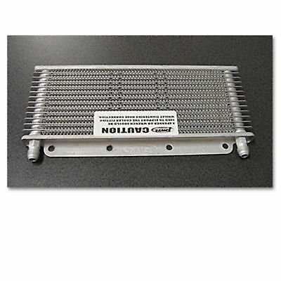 PWR Trans Oil Cooler - 280 x 110 x 19mm (-6 AN fittings) PWO1222