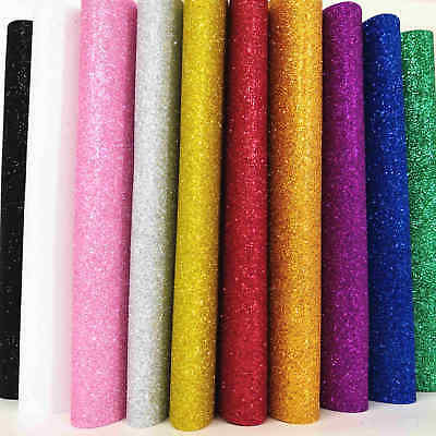 2/5/10PCS Glitter EVA Foam Paper Soft Craft Kids DIY Toy Cardstock A4 Sheet