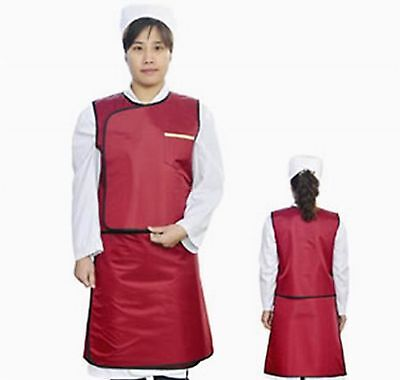 SanYi X-Ray Protective Imported Flexible Material Lead Apron Set 0.35mmpb FE05 M