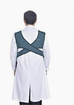 SanYi X-Ray Protective Imported Flexible Material Lead Apron 0.5mmpb FE06 (L) PT