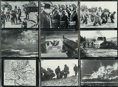 World War Ii - For Sale Is A Complete Cardz 1994 Trade Card Set