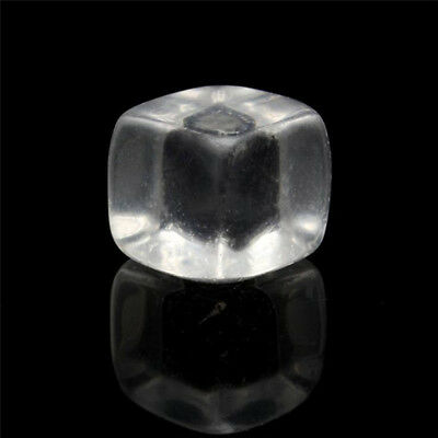 5/10/20pcs Whisky Ice Stones Drinks Cooler Cubes Whiskey Clear Crystal Stone