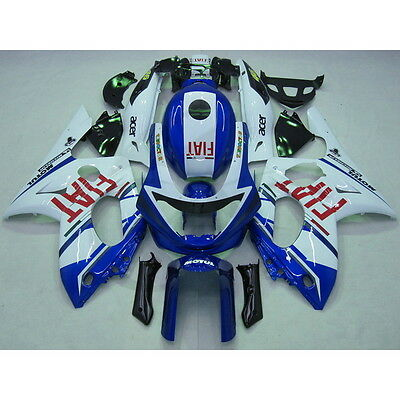 ABS Bodywork Fairing For Yamaha YZF600 YZF600R 1996-2007 Hand Made