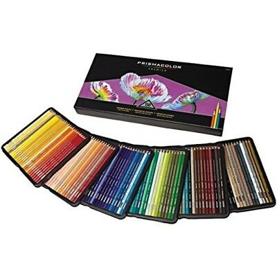 Prismacolor PC1150 Premier Soft Core Colored Pencils- 150-Count
