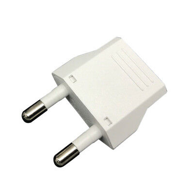 USA US To EU Europe Travel USB Charger Power Adapter Converter Wall Plug Home