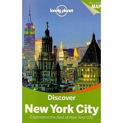 Lonely Planet Discover New York City (Travel Guide) - New Book Bonetto, Cristian